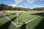 2018.06.05. Baltijos taurė. Lietuva - Latvija 1:1 (0:0)