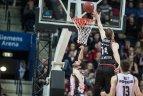 """Vilniaus """"Rytas"""" - Valensijos """"Valencia Basket"""" - 56:71 (14:20, 25:13, 9:24, 10:14)"""