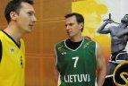 2010 04 22. Lietuvos krepšinio federacijos 88 - mečiui skirtas krepšinio turnyras Vilniuje.