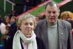 """""""Žalgiris"""" namie 68:83 pralaimėjo Maskvos CSKA komandai"""