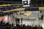 """2010.02.21. Tarptautinis galiūnų turnyras """"Žiemos milžinas 2010"""" Panevėžio """"Cido""""arenoje"""