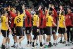 2010 06 20.  Pasaulio rankinio čempionato atkrintamosios rungtynės: Lietuva - Norvegija 21:24