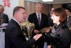 2010 10 22. Lietuvos jaunučių sporto žaidynių nugalėtojų apdovnojimas.