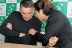 2010.02.23. Ričardo Berankio spaudos konferencija prieš Deviso taurės varžybas