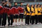 2010.03.06. Daviso taurės turnyro dvejetų varžybos
