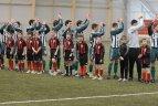 """2010.03.21. Lietuvos A lygos čempionatas: Tauragės """"Tauras"""" - Vilniaus """"Žalgiris"""" 1:1"""