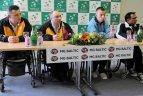 2010.03.03 Daugiškos neįgaliųjų teniso dvejetų varžybos tarp Lietuvos ir Didžiosios Britanijos