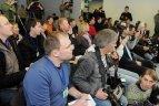 2010.03.04. Daviso taurės varžybų tarp Lietuvos ir D.Britanijos butrų traukimas