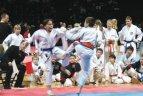 """2011.02.20. Baltijos šalių šotokan karatė čempionatas Panevėžio """"Cido"""" arenoje."""