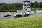 NEZ, BEC6H ir BaTCC serijų žiedinės lenktynės Suomijoje.