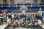 Atvirasis mišriųjų kovos menų (MMA) Baltijos šalių čempionatas Jonavoje.