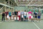"""Vilniuje finišavo """"Tennis Europe"""" (TE) serijos jaunių teniso turnyras."""