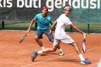 Prasidėjo įvairių amžiaus grupių jaunųjų tenisininkų Lietuvos čempionatai