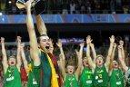 2011 07 10. Ryga. Europos 19-mečių krepšinio čempionatas finalas ir apdovanojimai.