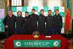 Daviso taurės mačo Šiauliuose burtai