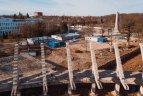 Kauno stadiono griovimo darbai baigti