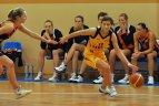 2010.03.31. Lietuvos moterų krepšinio lygos (LMKL) ketvirtfinalis. MRU - Lemminkainen - 37 : 66.