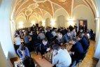 2010 11 27. Lietuvos šachmatų patriarcho Vlado Mikėno šimtmečio jubiliejui skirtas turnyras.