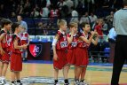 2011 05 16. Siemens arenoje rungtyniavo jaunieji Vilniaus krepšininkai.