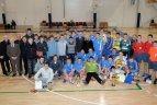 2010.12.17. V.Sakalio atminimo rankinio turnyras Vilniuje, VGTU salėje.