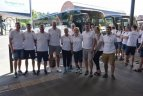 Lietuvos kurčiųjų krepšinio rinktinės išvyko į Pasaulio čempionatą