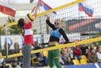 CEV Kontinentinės taurės turnyro III etapo varžybos Vilniuje