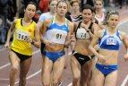 Atvirojo Vilniaus lengvosios atletikos čempionato akimirkos