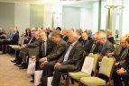 Lietuvos olimpinės akademijos įkurimo 30-mečiui skirta konferencija.