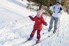 """2010.10.17. Vilniuje, Verkiuose, surengtas antrasis 2010 metų """"Snaigės"""" žygis slidinėjimo mėgėjams"""