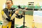 2010.01.17. Vilniuje vyko XV tradicinės tarptautinės šaudymo varžybos iš pneumatinio ginklo.