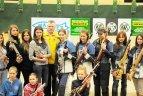 Vilniuje vyko tarptautinės šaudymo varžybas iš pneumatinio ginklo
