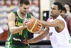 2010.08.28 Pasaulio krepšinio čempionatas Turkijoje. Lietuva - Naujoji Zelandija