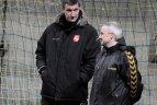 """2010.01.23.  Vilniaus """"Žalgirio"""" futbolininkai žaidė draugiškas rungtynes su Daugpilio """"Daugava"""""""
