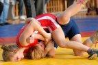 2010 11 12. Šiauliuose vyko Lietuvos komandinis graikų-romėnų ir moterų imtynių čempionato Vakarų zonos turnyras.