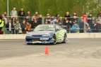 """2011 05 09. Pirmosios 2011 metų """"driftingo"""" varžybos Lietuvoje """"D1sport driftingo čempionatas""""."""