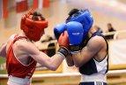 2011 03 19. Tarptautinis Dano Pozniako jaunimo bokso turnyras Vilniuje. Finalai.