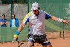 """Vilniaus Bernardinų sodo teniso aikštyne vyko """"Piramidės"""" vasaros sezono finalai."""