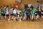Sostinės krepšinio mokyklos Kalėdų šventė