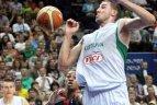 2011 06 28. U19 rinktinės. Lietuva - JAV 108:75
