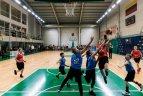 Jr. NBA lygos Lietuvos čempionato finalo ketvertas.