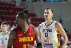 2019 08 25. Kontrolinis turnyras Seule. Lietuva – Angola.