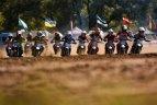 Lietuvos motokroso čempionato etapas Panevėžyje.
