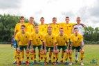 Baltijos taurės jaunių (iki 17 m.) turnyras. Lietuva – Suomija 2:3.