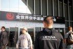 12-asis pasaulio pilno kontakto (kiokušin) karatė čempionatas Tokijuje. I diena.
