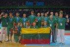 Šenženo universiada. Lietuvos krepšinio rinktinė iškovojo bronzos medalį