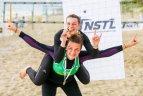 Lietuvos studentų čempionas.