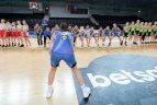 Lietuvos jaunučių žaidynių krepšinio finalo ketverto turnyras Alytuje.