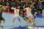 2016 11 06. Europos rankinio čempionato atranka. Lietuva - Norvegija.