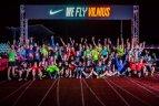 Vilniaus maratono repeticija - 1 km bėgimas