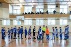 Utenos apskrities futbolo federacijos U12 - U11 pirmenybių turas Utenoje.